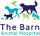 The Barn Animal Hospital logo